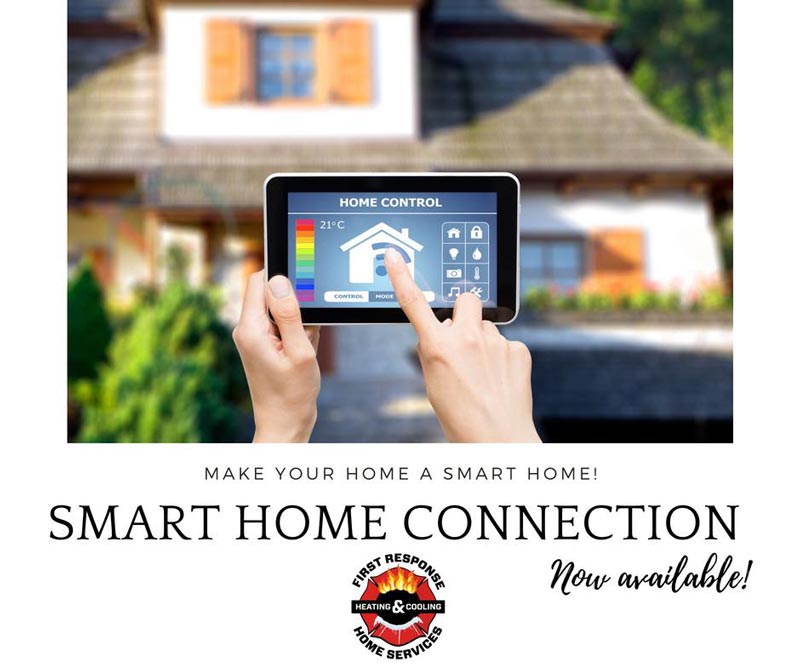 smart home connection now available